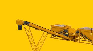 Бетоносмесительные заводы и узлы (БСУ), бетонно-растворные узлы (БРУ)