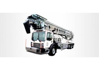 Телескопический Ленточный транспортер Telebelt TB 32/110 на автомобильном шасси MACK MRU 613 E
