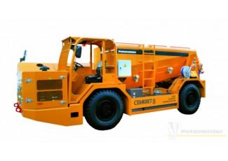 Транспортер для перевозки цемента и сухих смесей CEMKRET 8